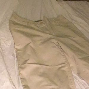 Liz Claiborne khaki Pants